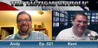 Tactical Catholic, Catholic Podcast, Revitalize Your Home Parish