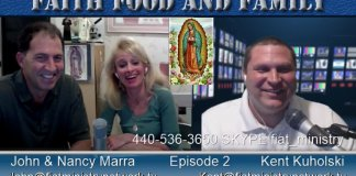 John & Nancy Marra, Food, Faith, Cancer, Cure